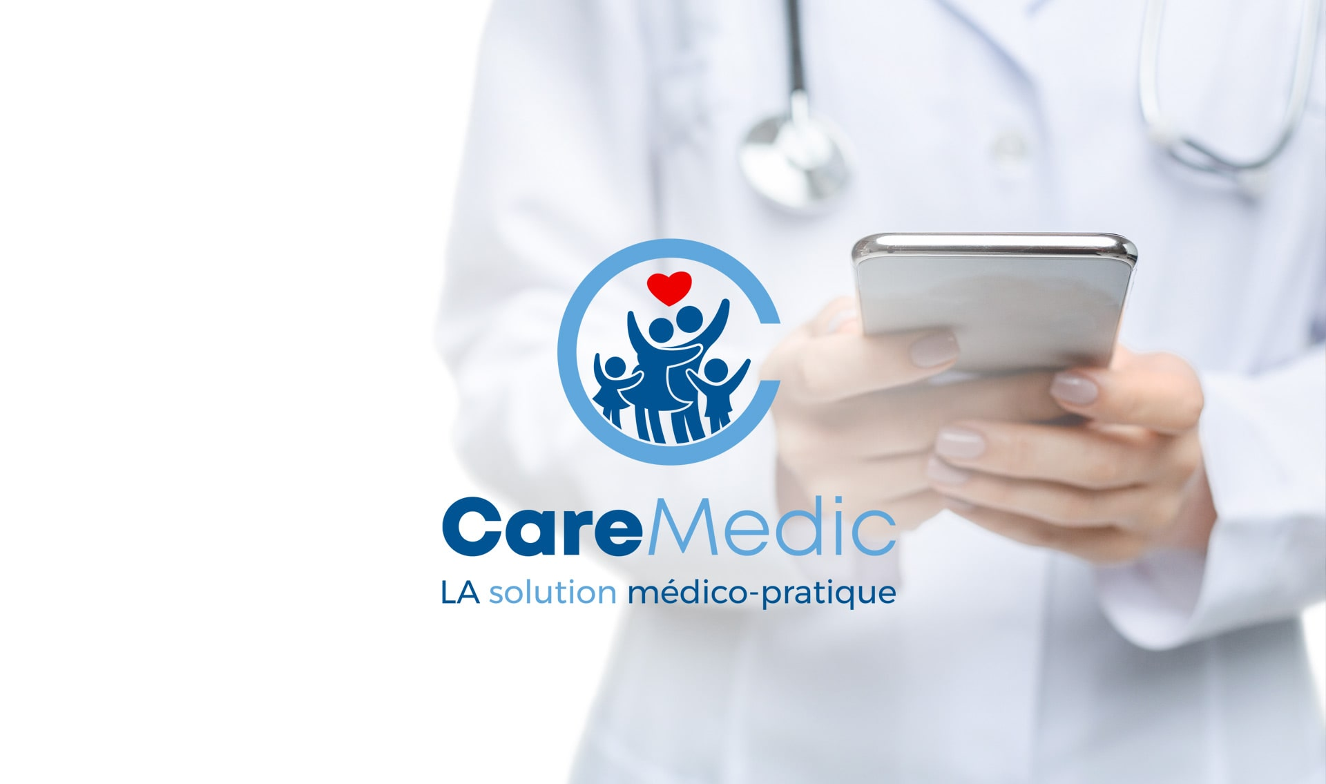 CareMedic la solution medico pratique medecin bas page M