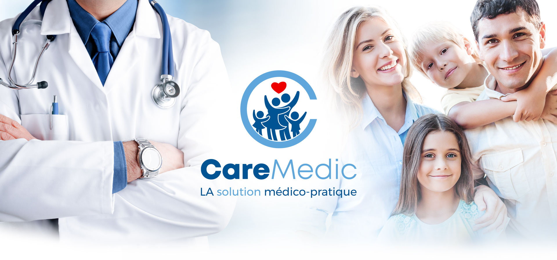 CareMedic - Application -Ma sant