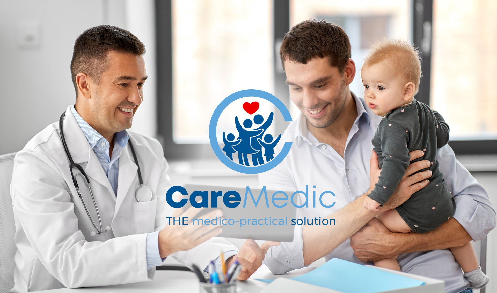 caremedic solution platform and application for health care professionals